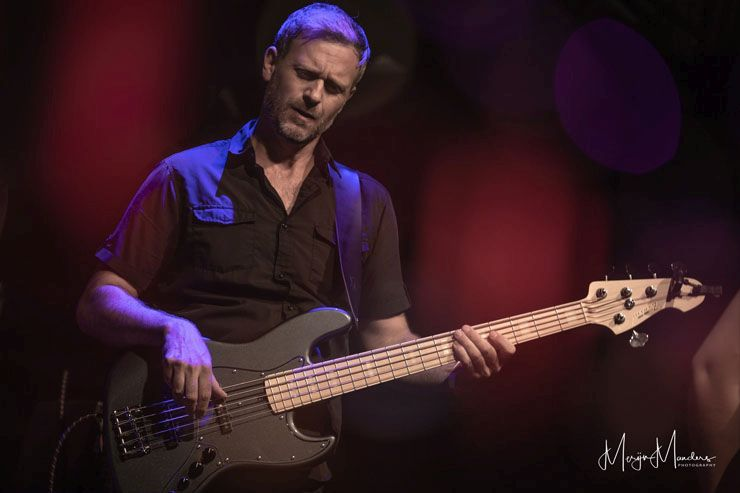 Paul Verberne | Bass Guitar
