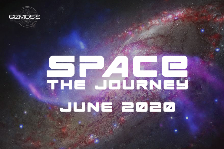 Space, the journey